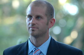 Voice of San Diego Editor Andrew Donohue
