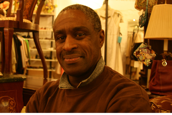 Frederick Taylor, 51 (originally from Sacramento, CA)