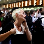 Woman Stuck in Penn Station
