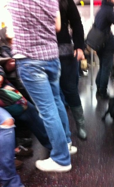 Sex in ny subway - 3 4