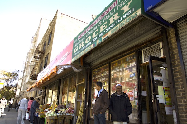 Bangladeshi bodega in the Bronx