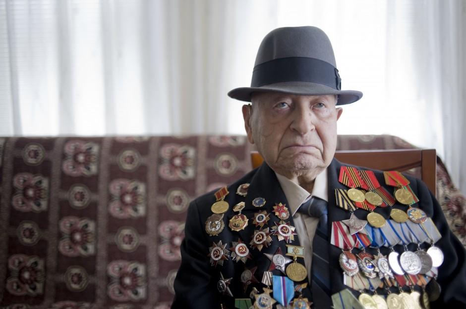 USSR Veterans in Brooklyn