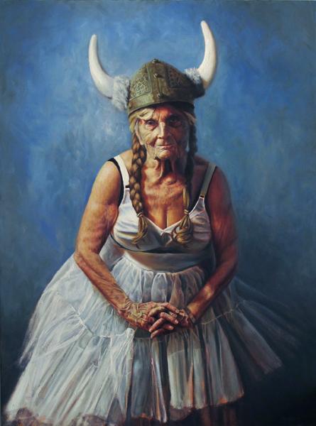 """""""Ballerina."""" Image courtesy of Jason Bard Yarmosky."""