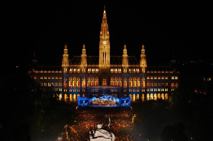 Eröffnung Wiener Festwochen Foto: Mike Ranz