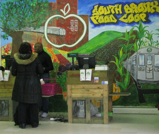 South Bronx co-op offers healthy choices