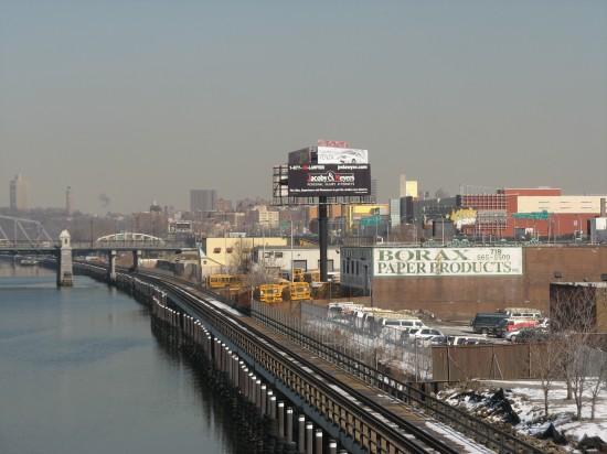 Plan calls for transforming industrial area