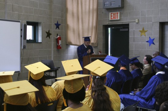 East Side House celebrates three graduations