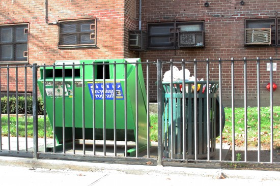 Mott Haven flunks Recycling 101