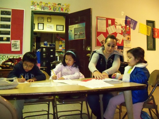 Mexican children find place to learn in Mott Haven