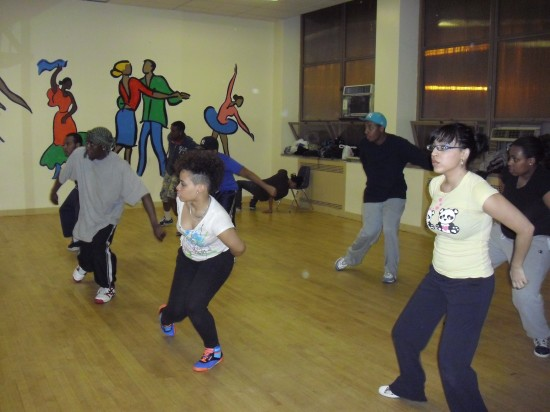 Mott Haven's oasis of fitness