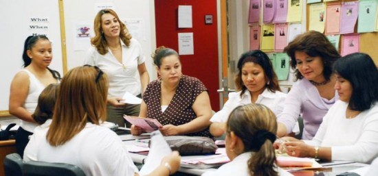Proposed budget cuts threaten adult education