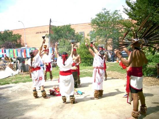 Mott Haven immigration festival mixes culture and politics