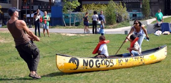 Festival brings residents to Harlem River shore