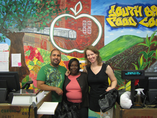 South Bronx Food Co-op closes its doors