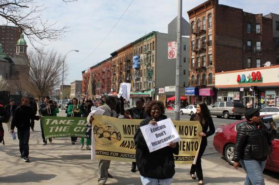 City owes Mott Haven tenants jobs, advocates contend