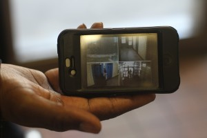 Tenants look to cameras for safety