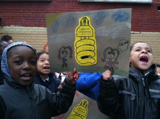 Kids rally for afterschool programs