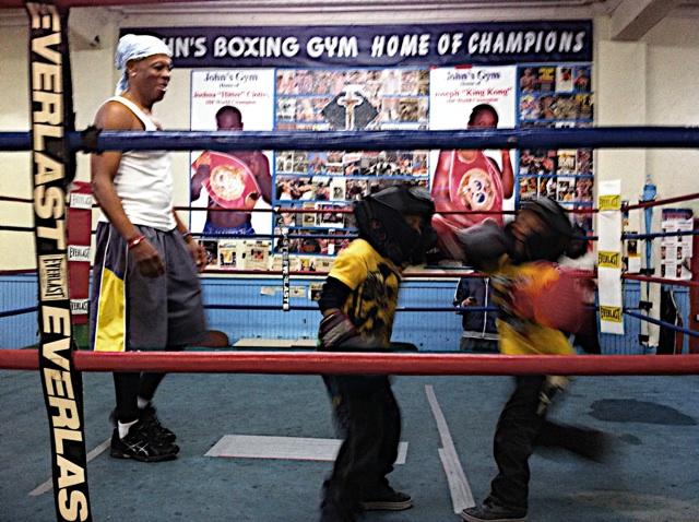 Bronx boxing gym battles redevelopment TKO – Mott Haven Herald