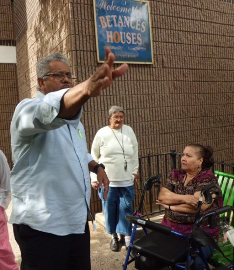 Seniors demand city reopen activity center