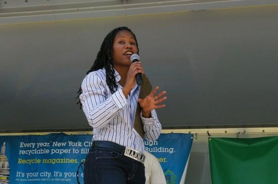 FreshDirect hires Majora Carter