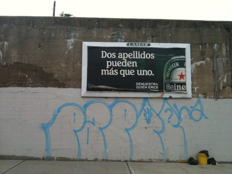 Corona, Heineken Spanish