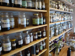 Third Root herbal medicine counter
